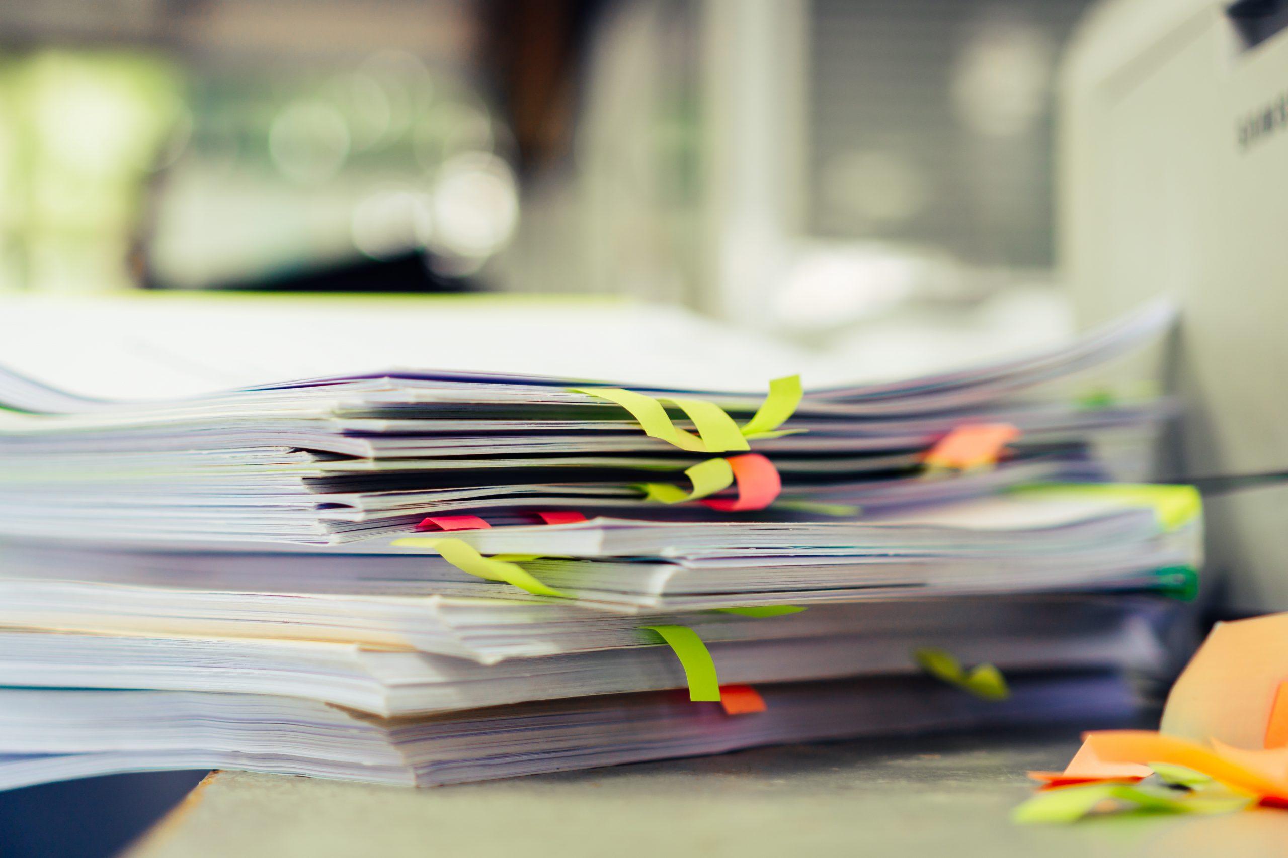 Papierloses Büro drehmoment Blog