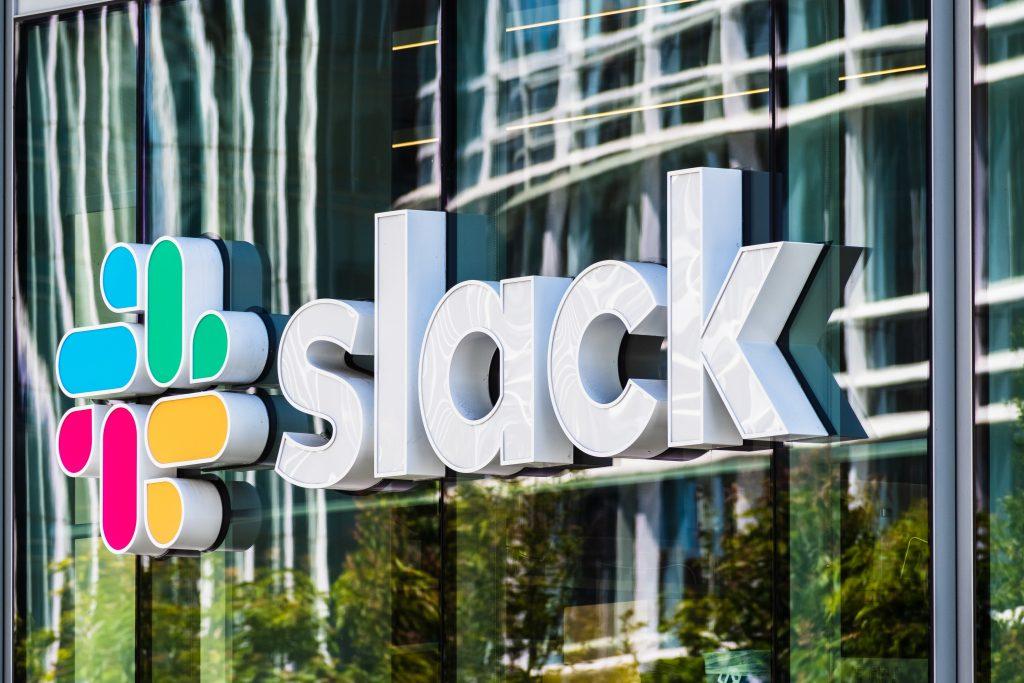 slack Business-Messenger auf dem Vormarsch